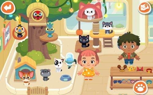 Скриншот для Город Dr. Panda - 3