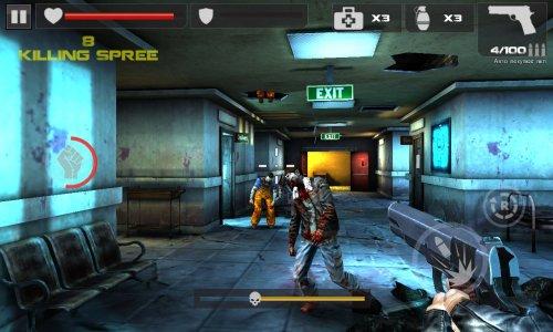 Скриншот для DEAD TARGET 2 - 1