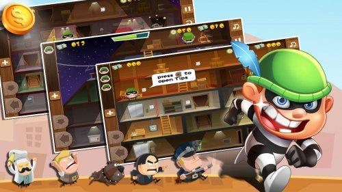 Скриншот для Bob The Robber 3 - 3