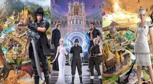 Скриншот для Final Fantasy 15: Империя - 2