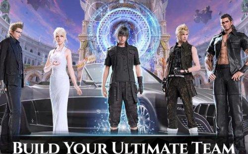 Скриншот для Final Fantasy 15: Империя - 1