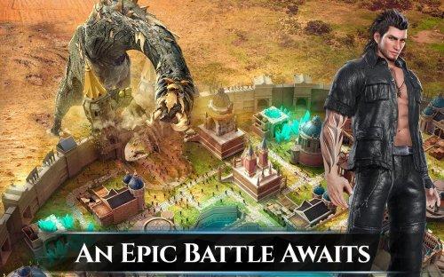 Скриншот для Final Fantasy 15: Империя - 3