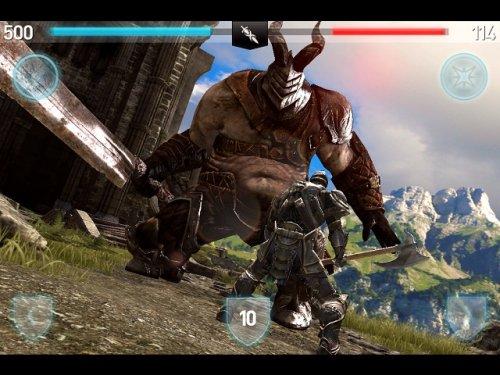 Скриншот для InfinityBlade 2 - 2
