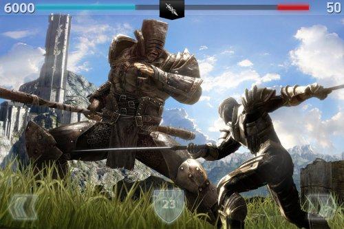 Скриншот для InfinityBlade 2 - 1