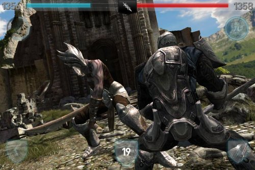 Скриншот для InfinityBlade 2 - 3
