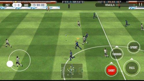 Скриншот для Football 2017 - 3