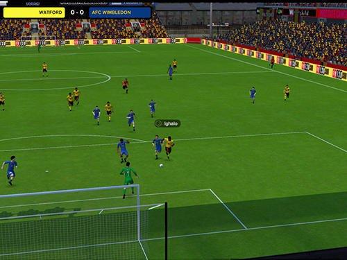 Скриншот для Football 2017 - 1