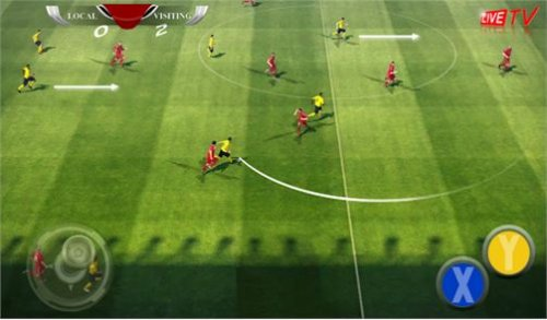 Скриншот для Football 2017 - 2