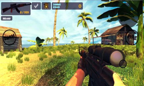 Скриншот для DeadIsland - 3