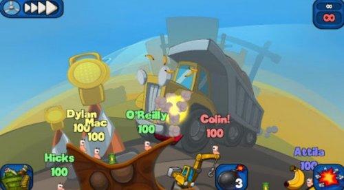 Скриншот для Worms 2 - 3