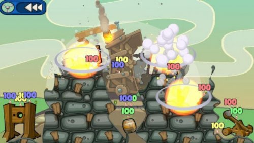 Скриншот для Worms 2 - 1
