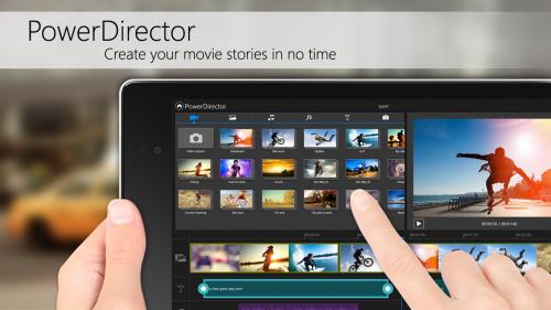Скриншот для PowerDirector - 2