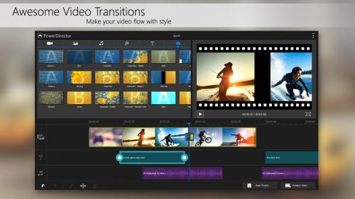 Скриншот для PowerDirector - 3