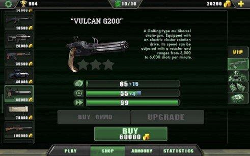Скриншот для Зомби Шутер - 2