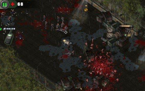 Скриншот для Зомби Шутер - 1