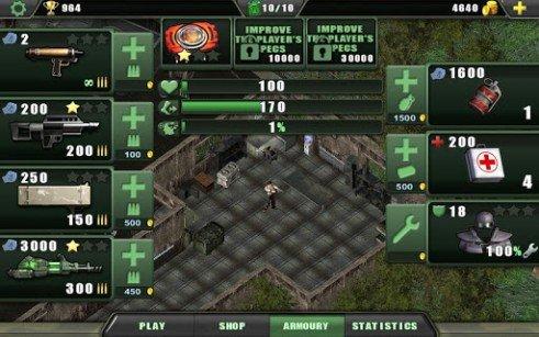 Скриншот для Зомби Шутер - 3