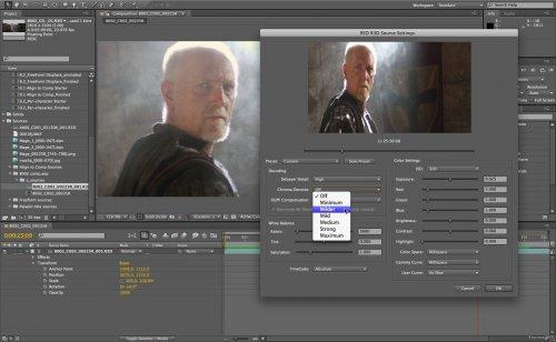 Скриншот для Adobe After Effects - 1