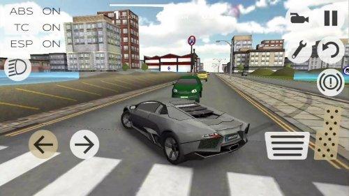 Скриншот для Extreme Car Driving - 2
