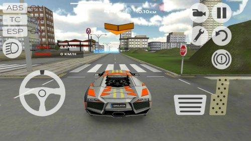 Скриншот для Extreme Car Driving - 3