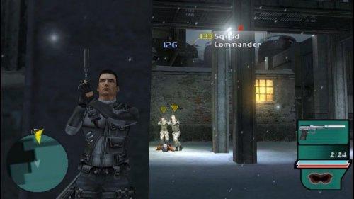 Скриншот для Syphon Filter - 3