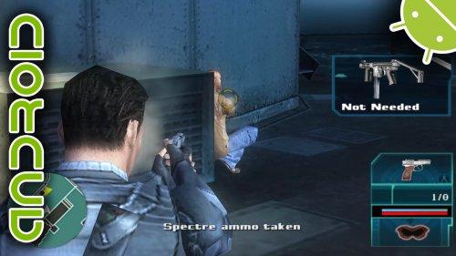 Скриншот для Syphon Filter - 2