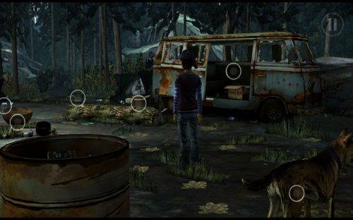 Скриншот для The Walking Dead: Season 2 - 2