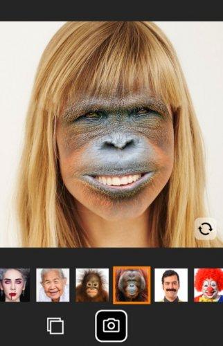 Скриншот для Маски на лицо - 3