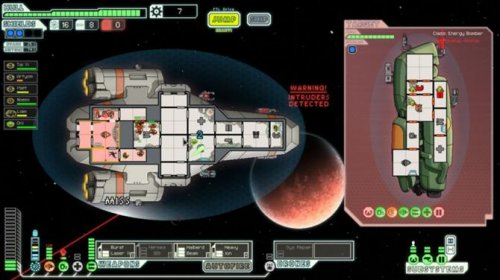 Скриншот для Faster Than Light - 1