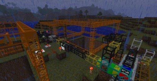 Скриншот для Industrial Craft 2 для Майнкрафт - 3