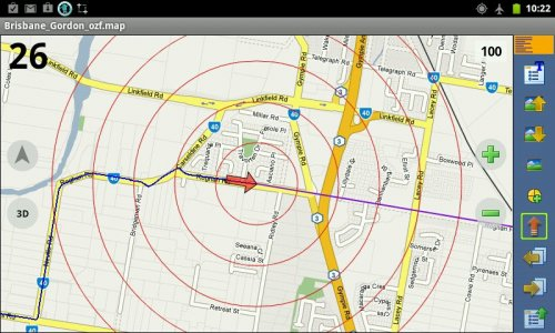 Скриншот для OziExplorer - 2