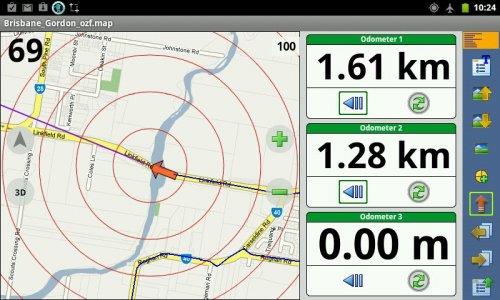 Скриншот для OziExplorer - 3