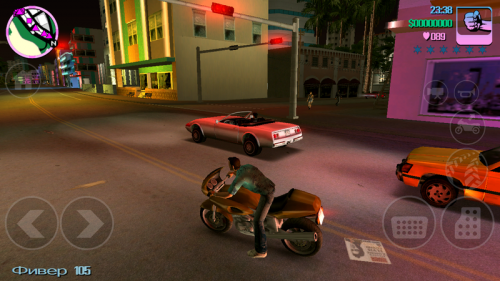 Скриншот для GTA Vice City - 1