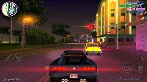 Скриншот для GTA Vice City - 2