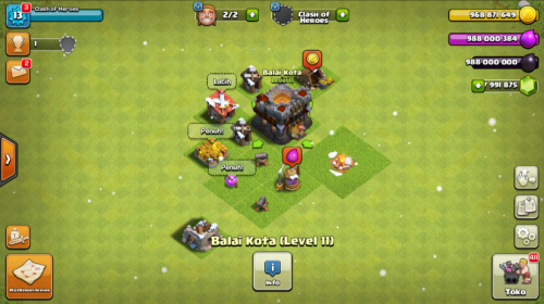 Скриншот для Clash of Magic - 1