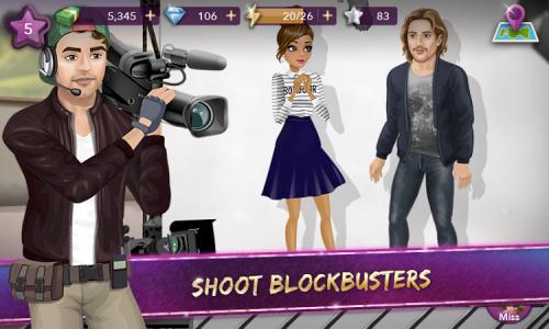 Скриншот для Hollywood Story - 1
