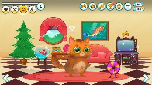 Скриншот для Bubbu – мой виртуальный питомец - 2