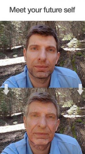 Скриншот для Face App Pro - 3