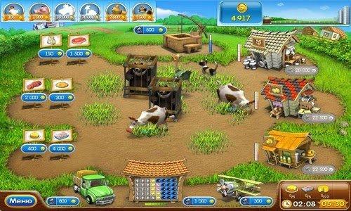Скриншот для Веселая ферма 2 - 2