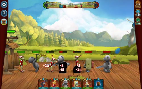Скриншот для Heroes of Scene - 2