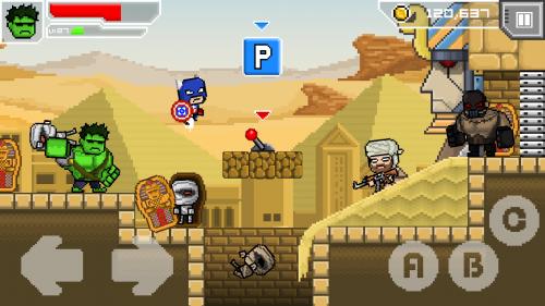 Скриншот для HERO-X - 3