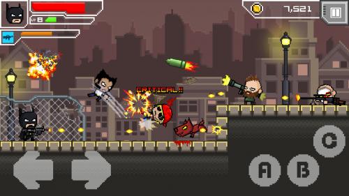 Скриншот для HERO-X - 2