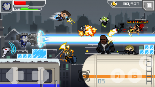 Скриншот для HERO-X - 1