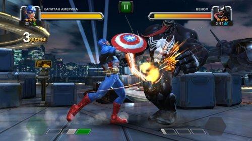Скриншот для MARVEL: Битва чемпионов - 1