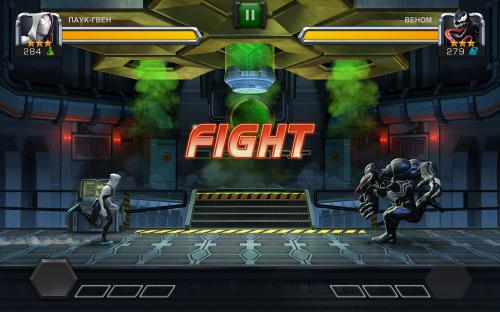 Скриншот для MARVEL: Битва чемпионов - 3