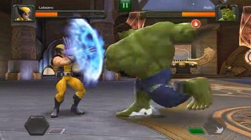 Скриншот для MARVEL: Битва чемпионов - 2