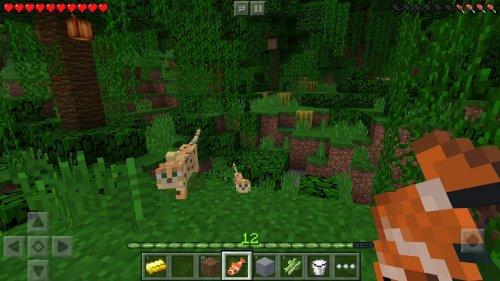 Скриншот для Майнкрафт - 1