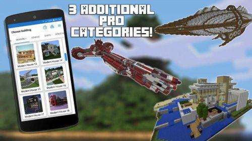 Скриншот для Строитель PRO для Minecraft PE - 1