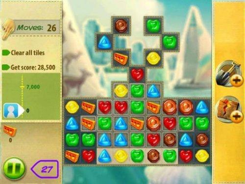 Скриншот для Gummy Drop - 1