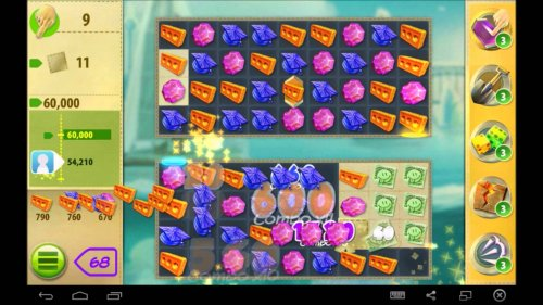 Скриншот для Gummy Drop - 3