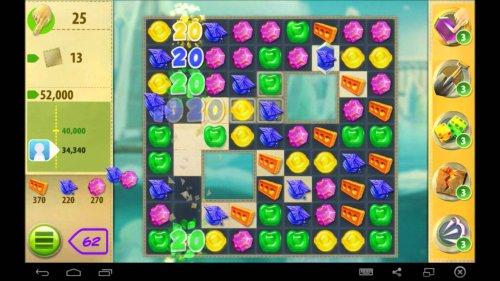 Скриншот для Gummy Drop - 2
